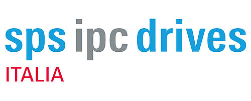 Logo sps ipc drives ITALIA