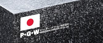 Precision Granite W Co., Ltd. (P·G·W)