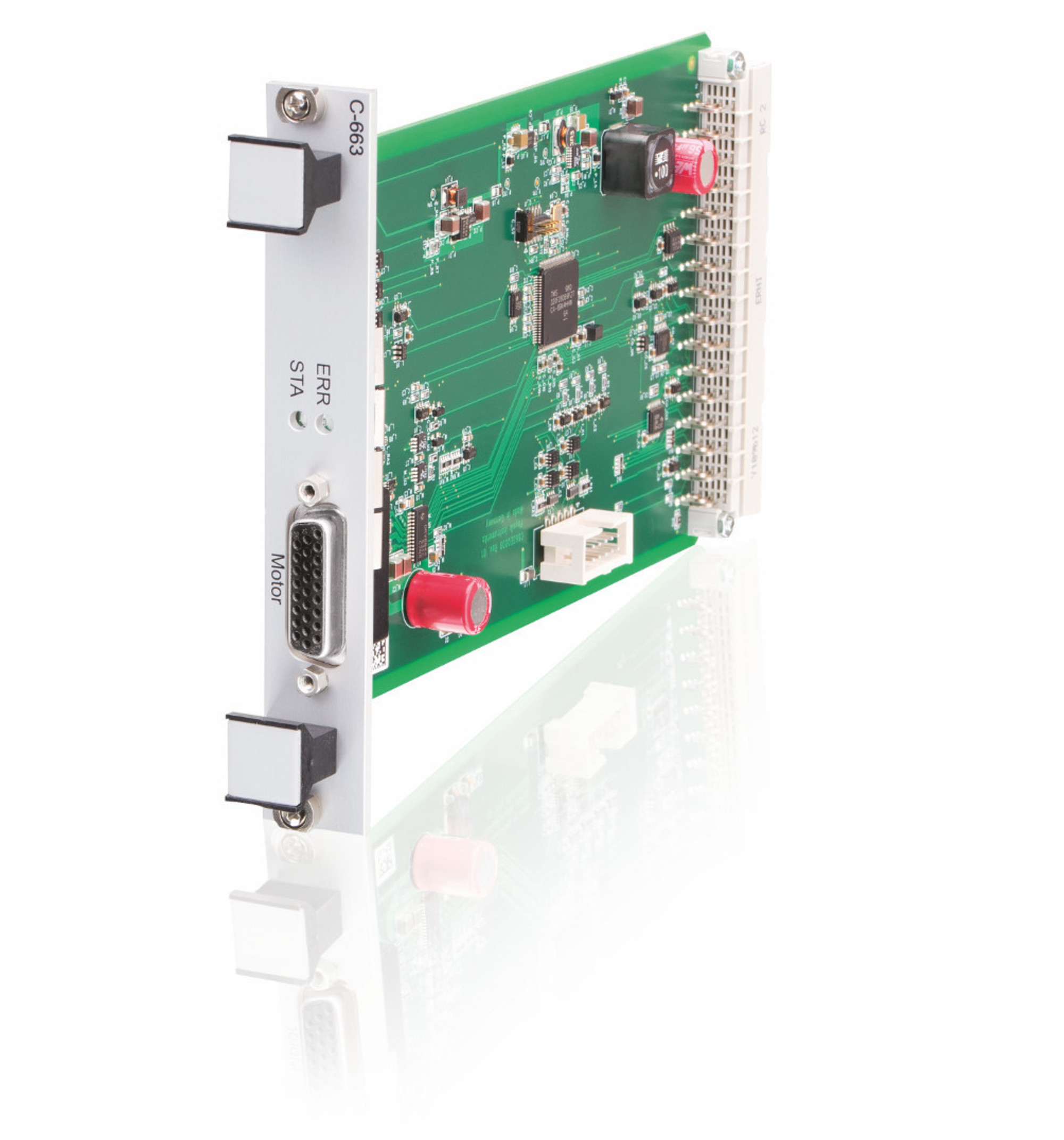 C 66312c885 Mercury Step Stepper Motor Controller Module The Brushless Schematic Command