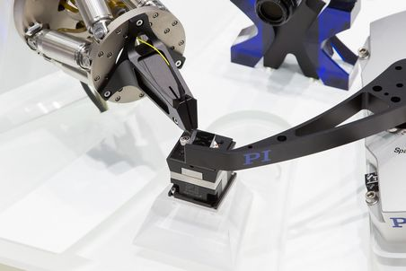 PI hexapod in microproduction